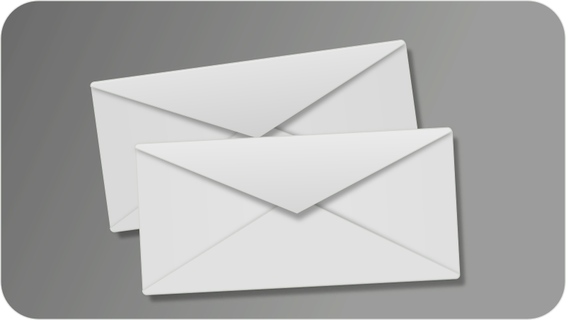 two mails by rg1024 - two mails.