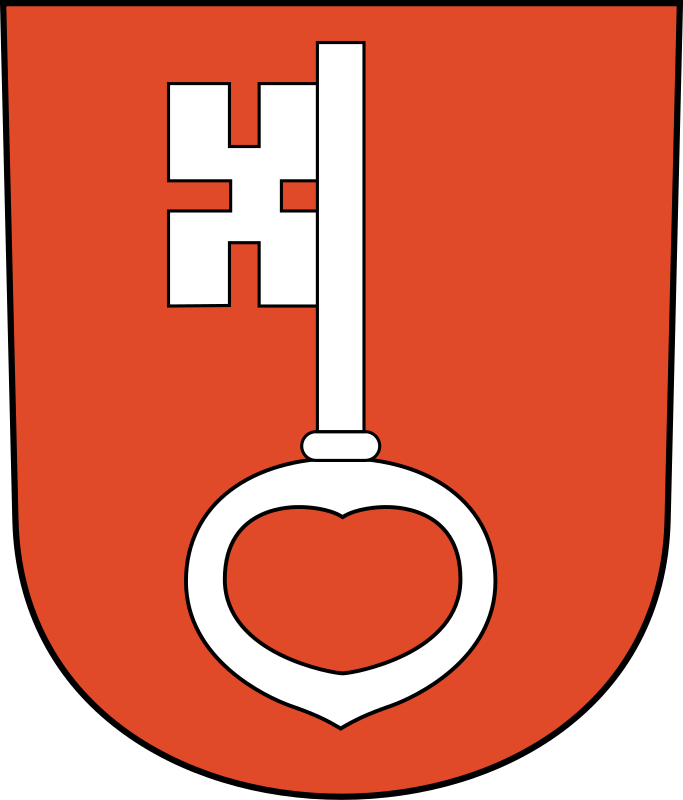 Dinhard - Coat of arms by wipp - Coat of arms of Dinhard, Zürich, Switzerland