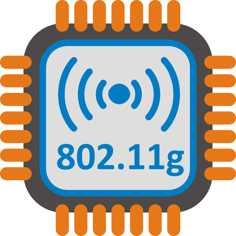 WiFi 802.11g by pgbrandolin