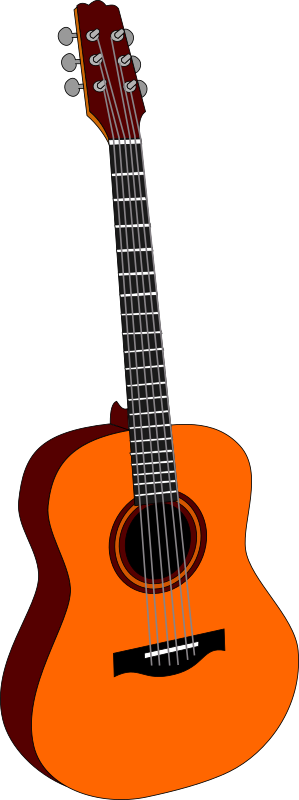 guitar 1 by papapishu - A classic guitar in some different color versions.