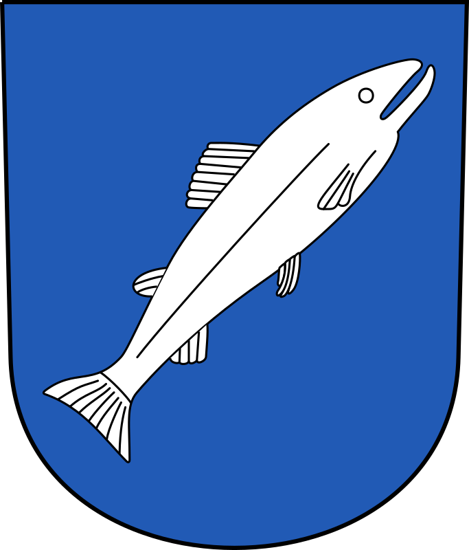 Rheinau - Coat of arms by wipp - Coat of arms of Rheinau, Zürich, Switzerland
