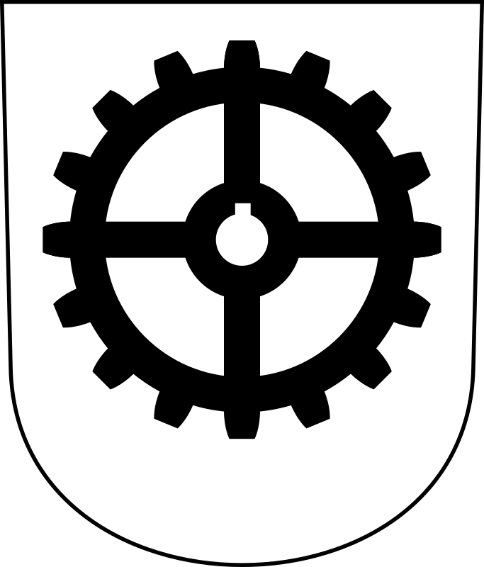 Industriequartier - Coat of arms by wipp