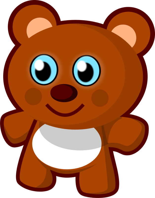 Little Bear Toy by pixzain - A Little Bear Toy