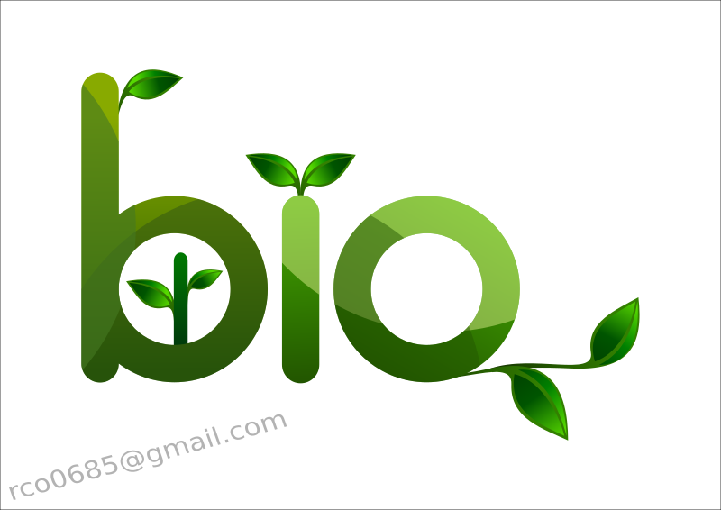 bio by Rcondo - logo style drawing of the word Bio.