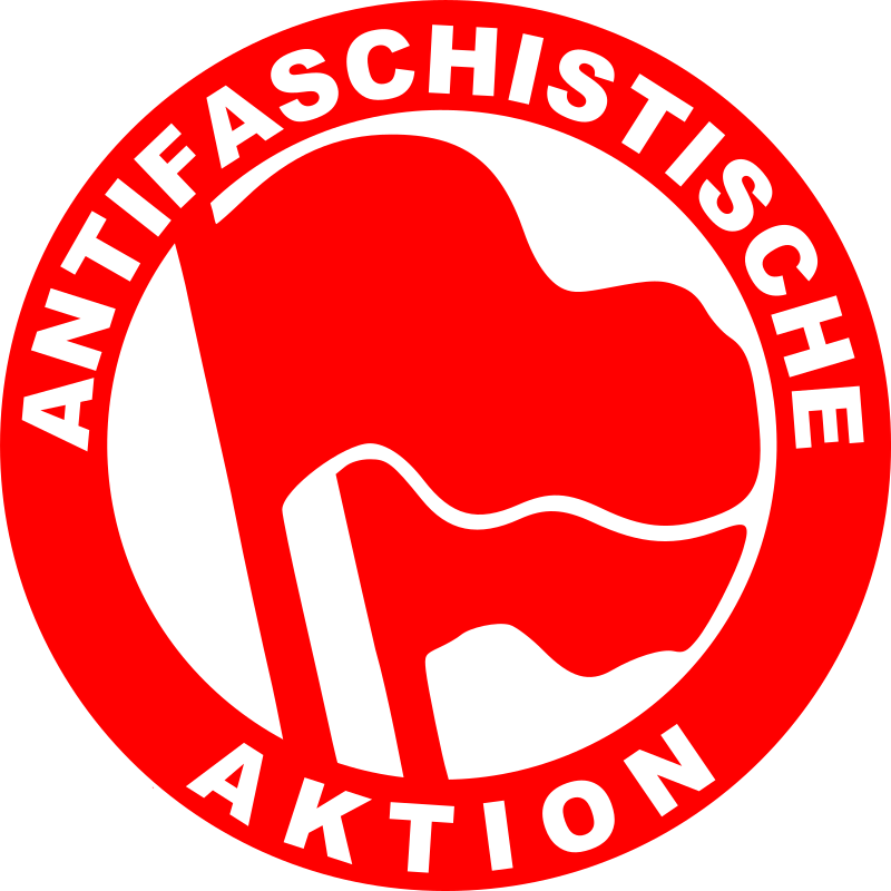 antifaschistische aktion by worker