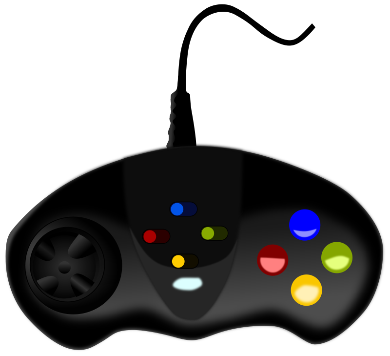 Gamepad by pesasa