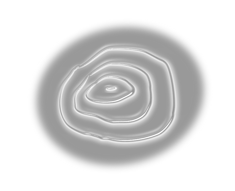 stamp by ovideva - concentric rings as a stamp.