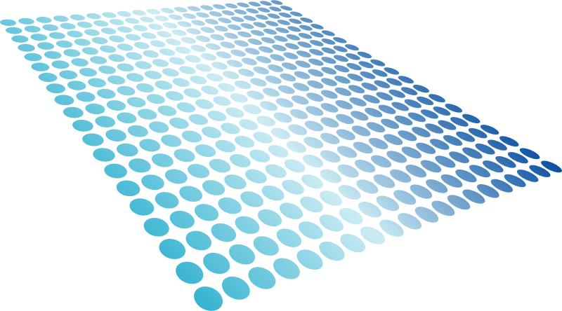 Dots In Perspective by vectorportal - Dots In Perspective Vector.