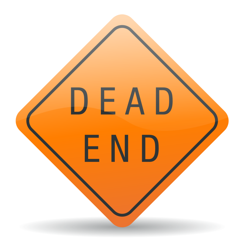 Dead end sign by jhnri4 - Dead End sign.