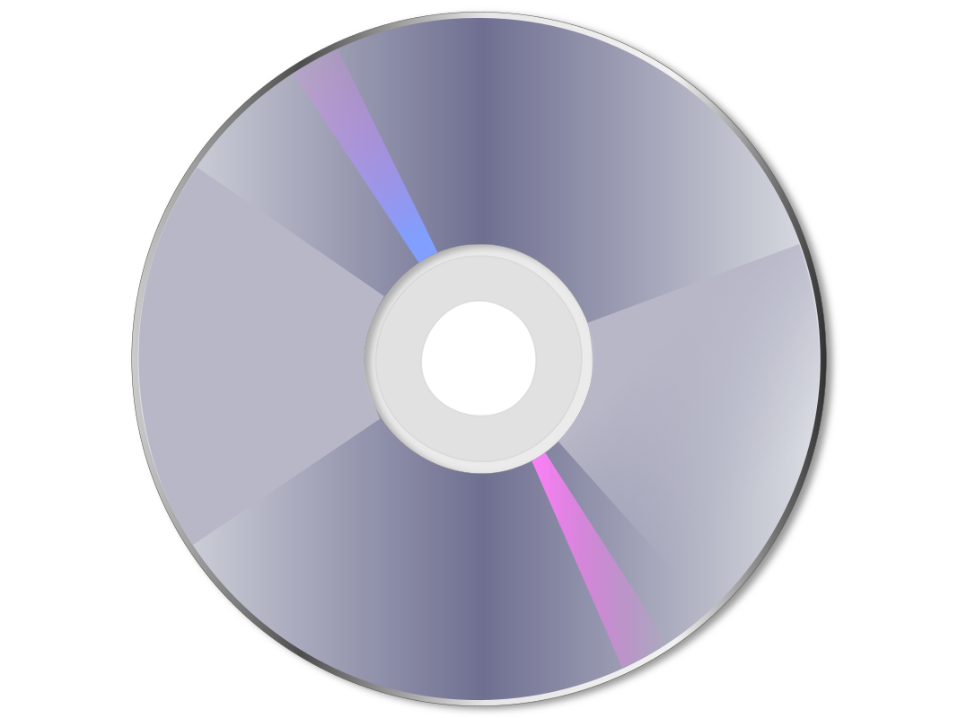 Compact Disc by decosigner - A compact disc with transparency.