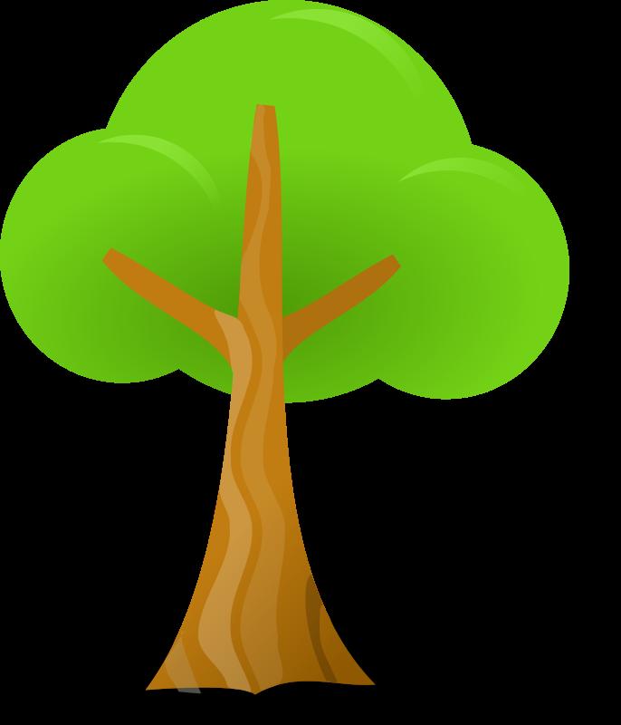Simple tree by rg1024 - A simple tree