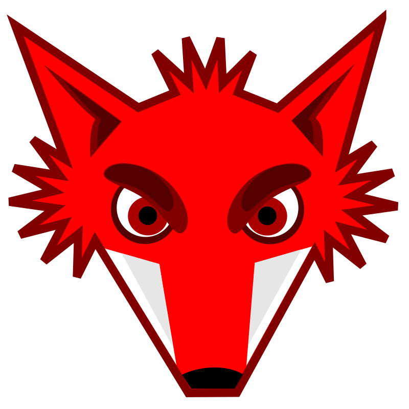Foxhead by PeterM - Just a foxhead i made in 5 minutes. Needs some, or a lot ;-), improvement.