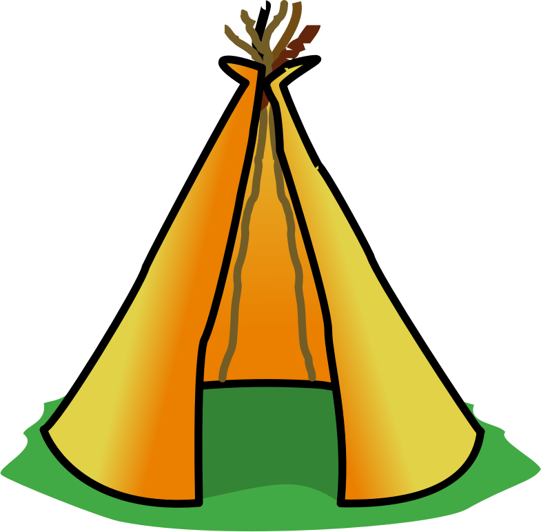 teepee by Anonymous