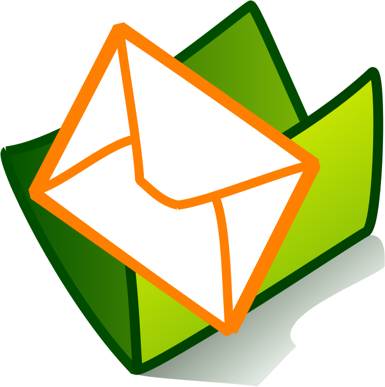 folder mail by Anonymous - Originally uploaded by Jose Hevia for OCAL 0.18
