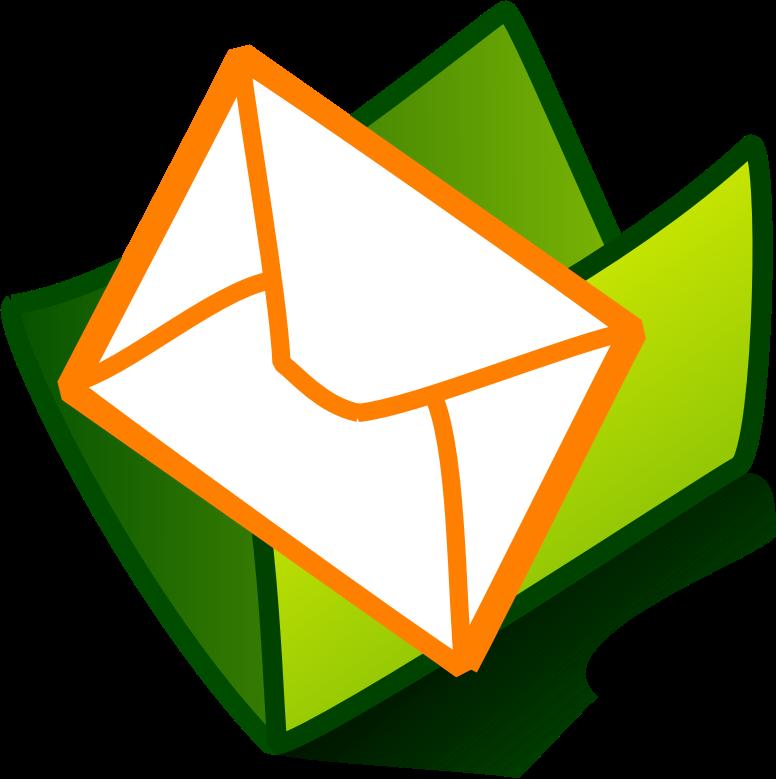 Clipart Folder Mail