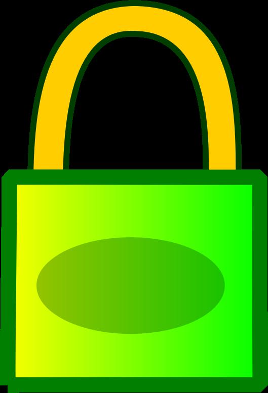 Clipart - lock