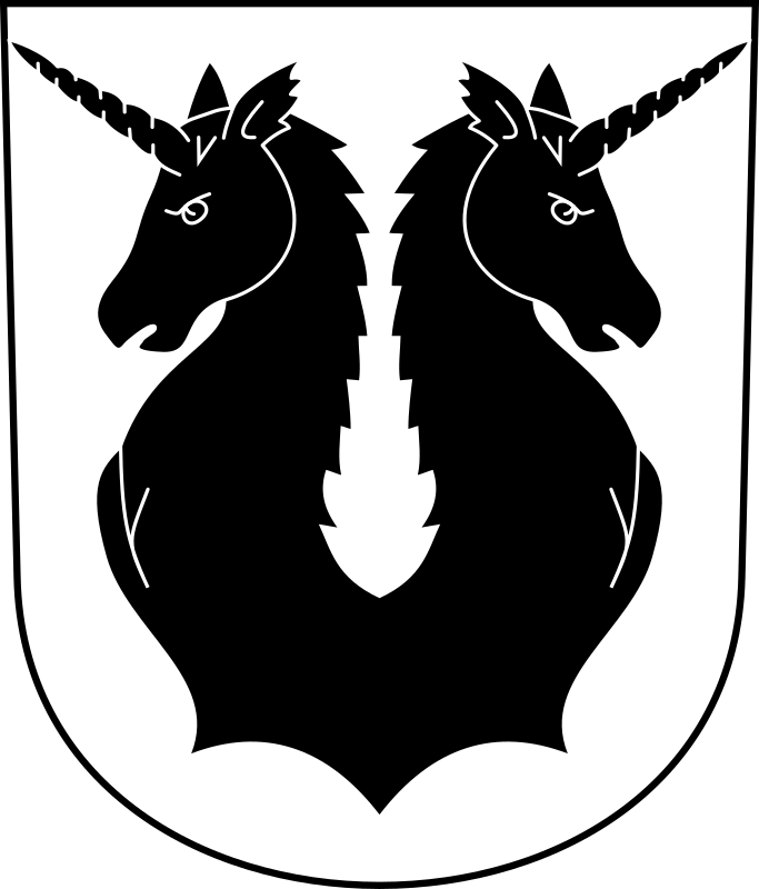 Mettmenstetten - Coat of arms by wipp - Coat of arms of Mettmenstetten, Zürich, Switzerland