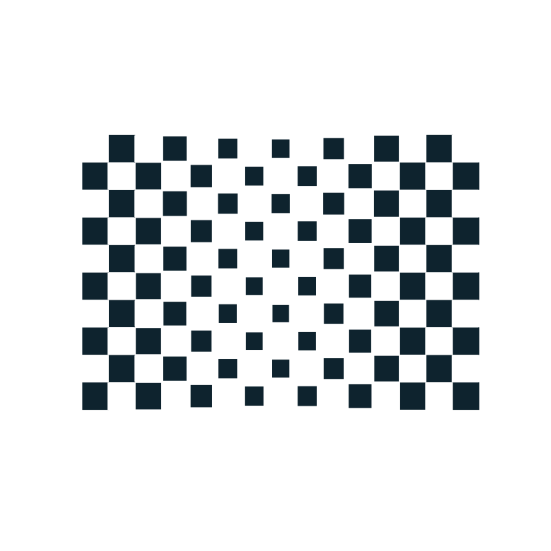 chequered flag abstract icon 2 by netalloy - a simple checker pattern with smaller checkers towards the centre.
