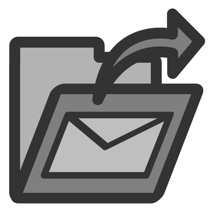 ftfolder outbox by dannya - Originally uploaded by Danny Allen for OCAL 0.18 this is one icon from the flat theme