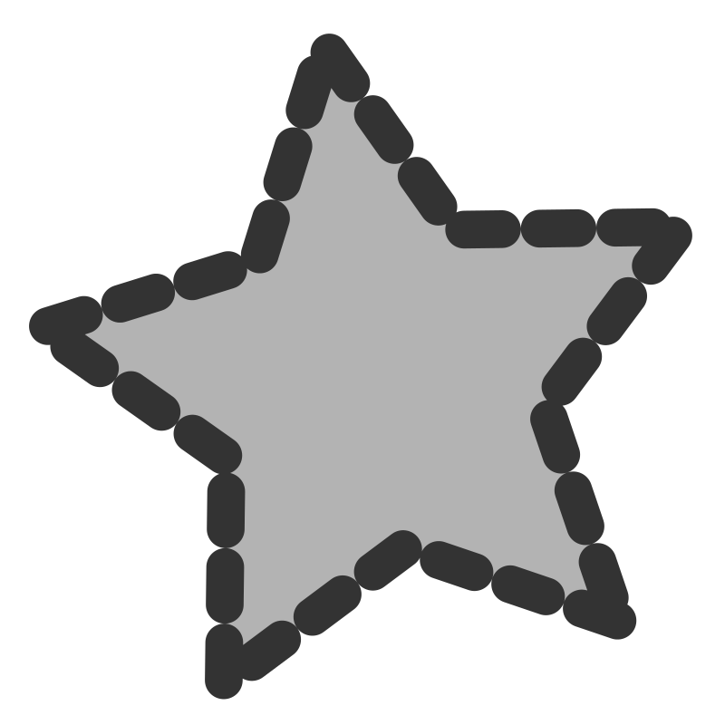 ft14 star by dannya - Originally uploaded by Danny Allen for OCAL 0.18 this icon is part of the flat theme