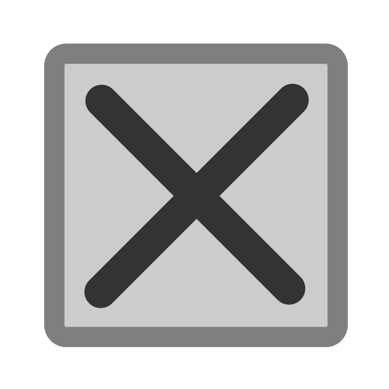 ftcheckedbox by dannya - Originally uploaded by Danny Allen for OCAL 0.18 this icon is part of the flat theme