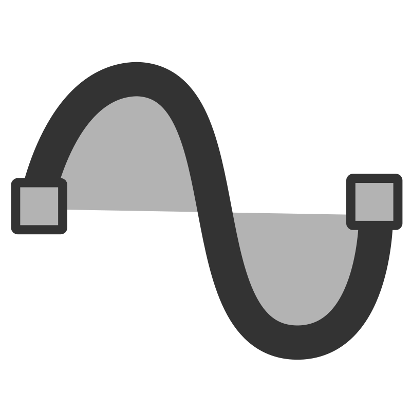 ftclosed cubicbeziercurve by dannya - Originally uploaded by Danny Allen for OCAL 0.18 this icon is part of the flat theme