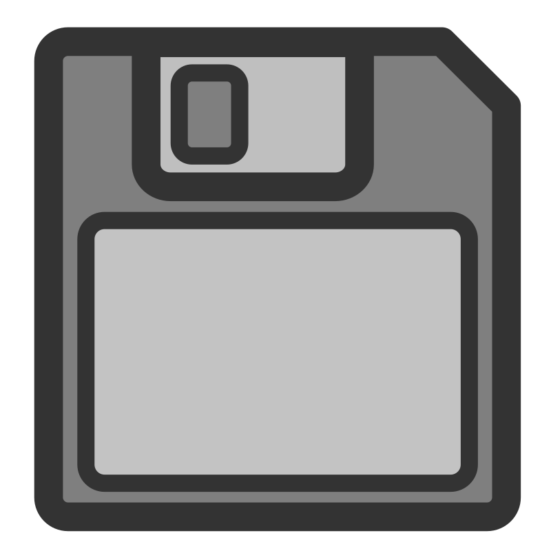 ftfilesave by dannya - Originally uploaded by Danny Allen for OCAL 0.18 this icon is part of the flat theme
