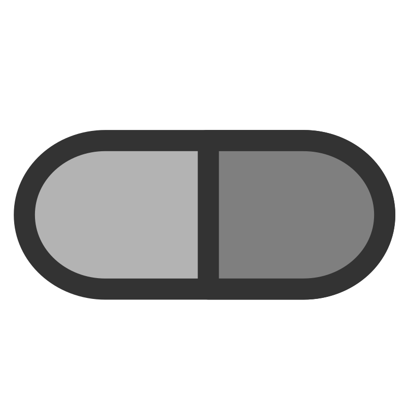 ftdopewars-pill by dannya - Originally uploaded by Danny Allen for OCAL 0.18 this icon is part of the flat theme