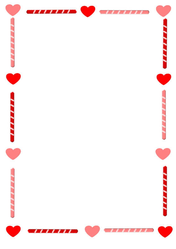 Valentine Clipart Border