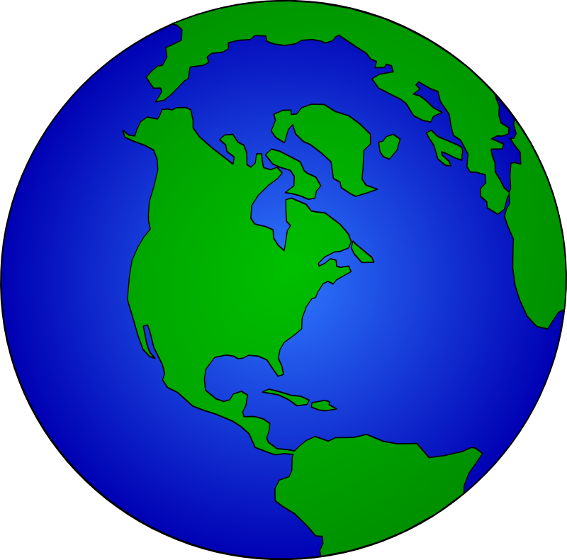 earth globe dan gerhrad 05r by Anonymous - originally uploaded by Dan Gerhards for OCAL 0.18
