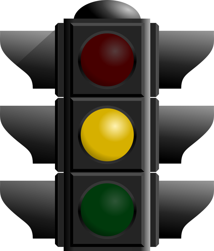 traffic light yellow dan 01 by Anonymous - originally uploaded by Dan Gerhards for OCAL 0.18