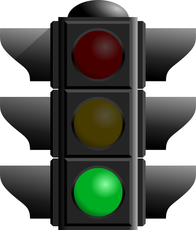 traffic light green dan  01 by Anonymous - originally uploaded by Dan Gerhards for OCAL 0.18