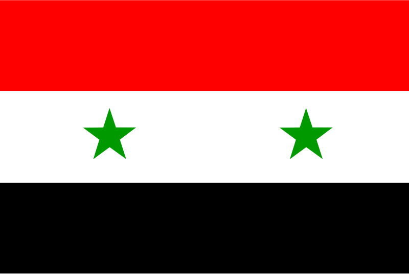 syrian arab republic by Anonymous