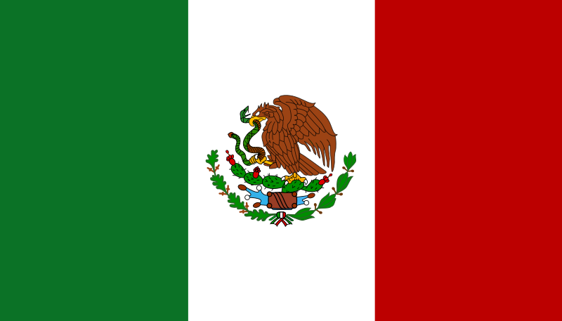 mexico by Anonymous - Originally uploaded by Cezary Biele for OCAL. 0.18