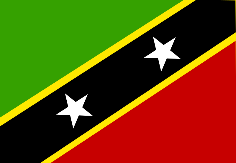 saint kitts and nevis by Anonymous