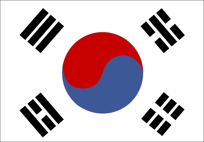 south korea by Anonymous - Originally uploaded by Cezary Biele for OCAL. 0.18