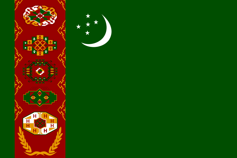 turkmenistan by Anonymous - Originally uploaded by Caleb Moore for OCAL. 0.18