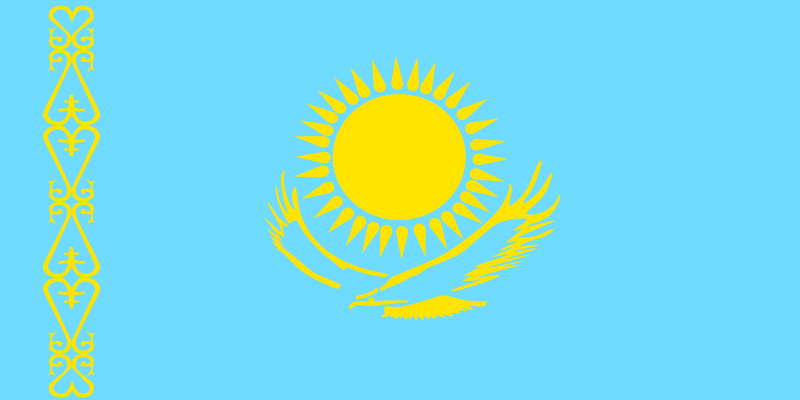 kazakhstan by Anonymous