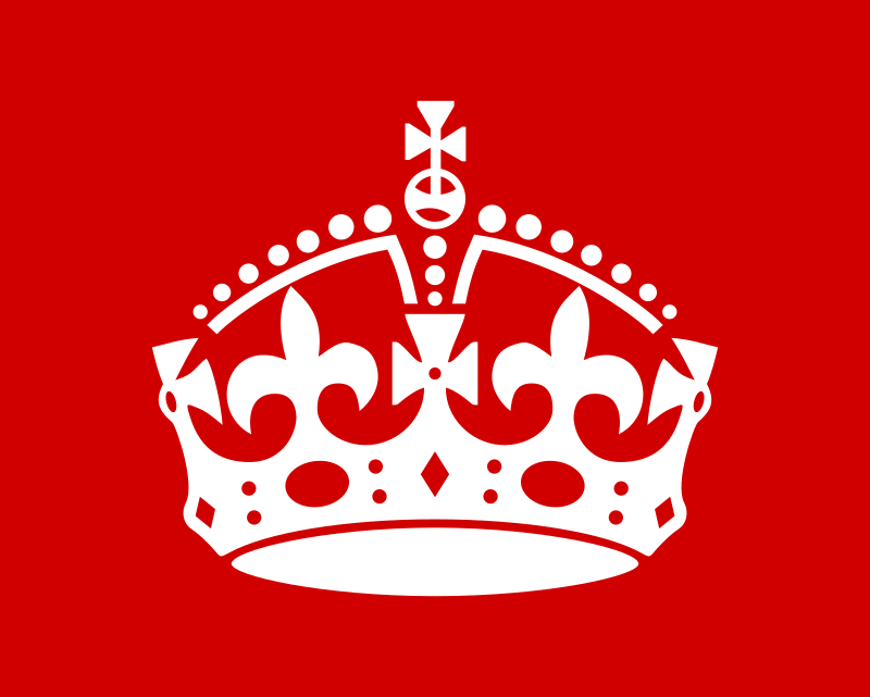 British Crown by Rones by rones