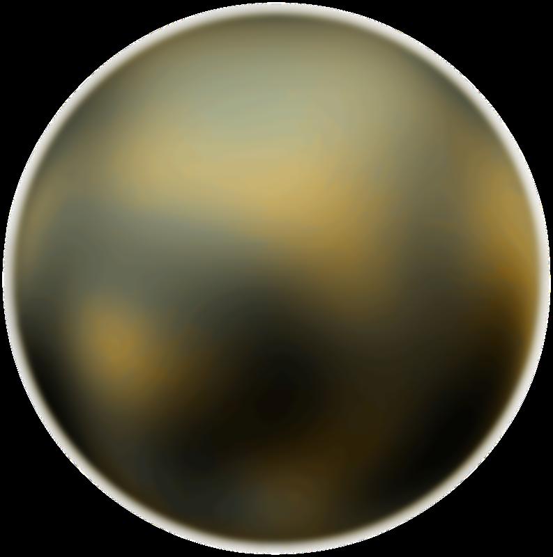 pluto dwarf planet clipart - photo #6