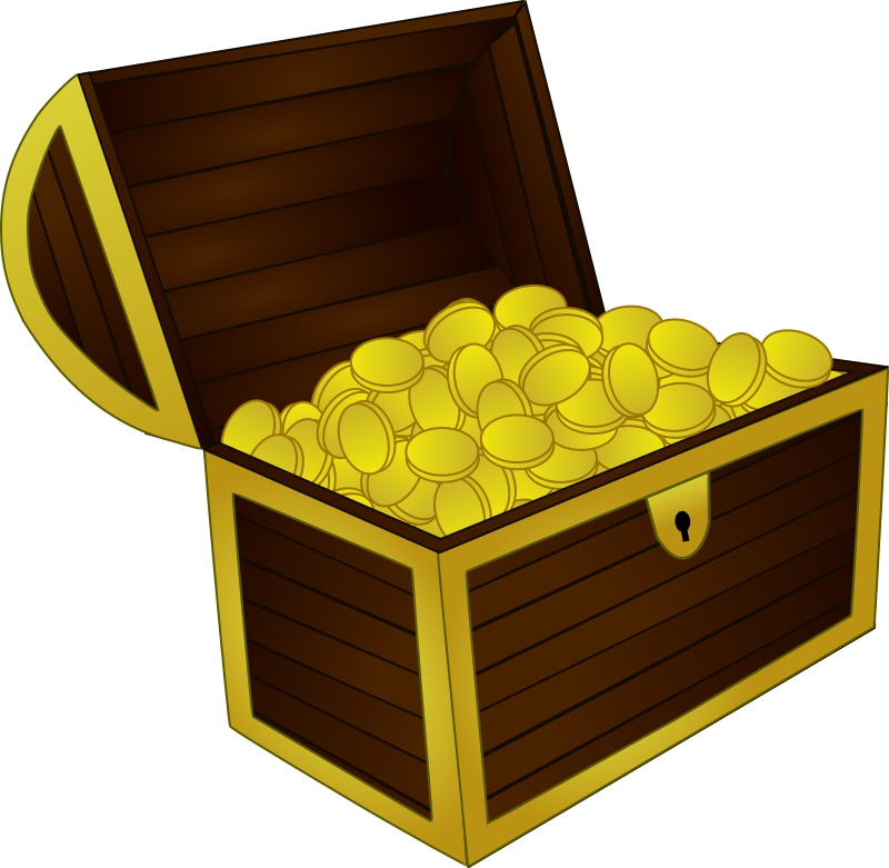 Treasure Chest by dear_theophilus
