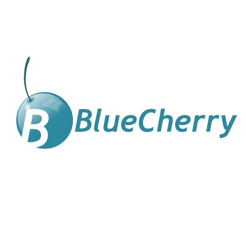 Blue Cherry by ricardomaia - Blue Cherry logo.