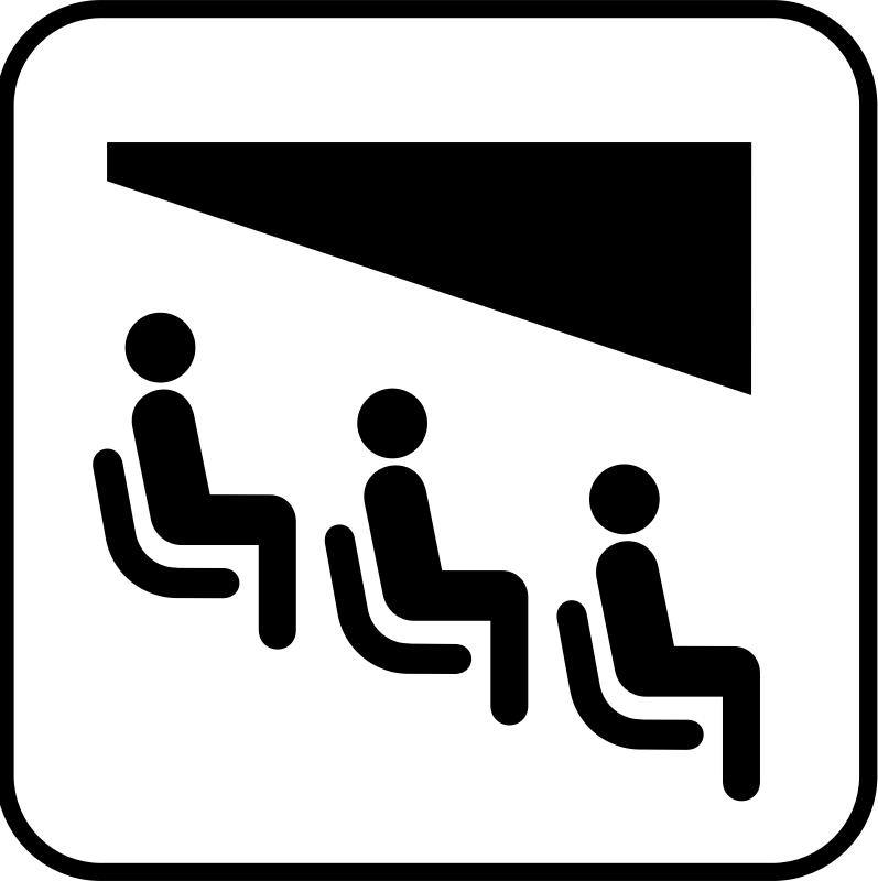 Services by johnny_automatic - Services - other symbols set of map pictographs for U.S. National Park maps. PD US Government - National Park Service, U.S. Dept. of the Interior.