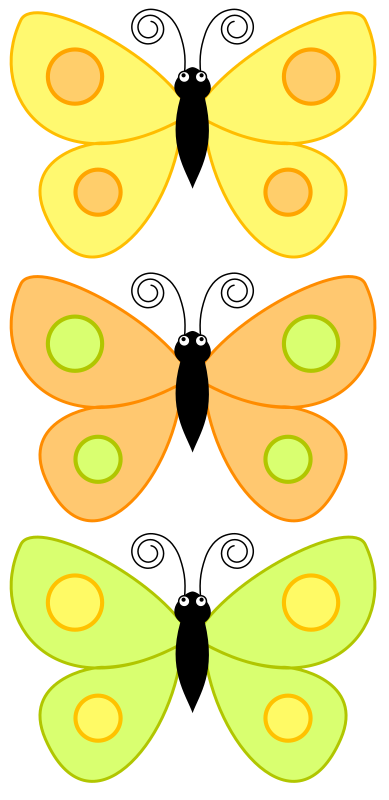 clipart cartoon butterfly dw3 butterfly clip art images silhouette butterfly clipart images black and white