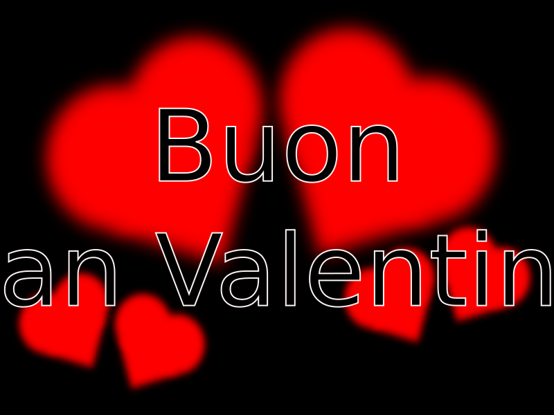San Valentino by inkscapeforum.it