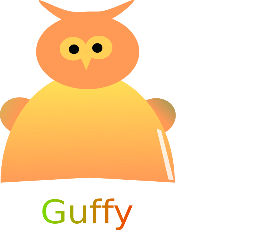 Guffy Owl by massimo