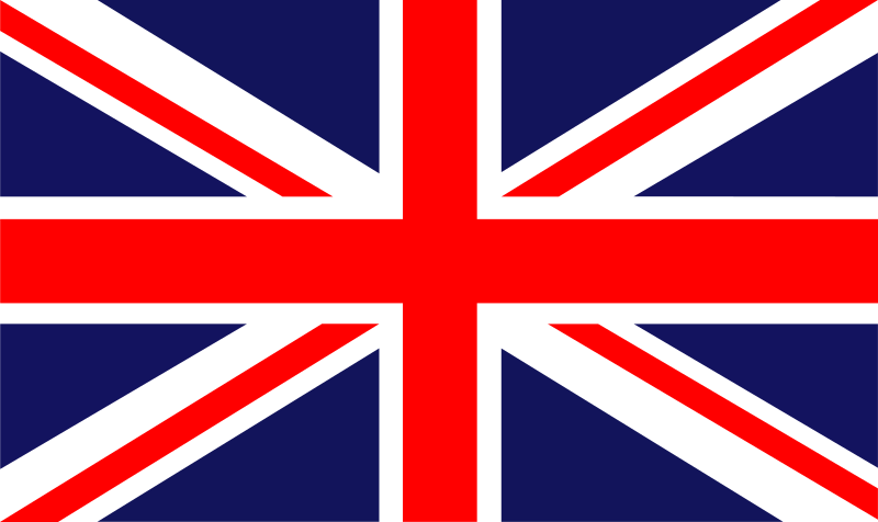 Flag of Britain by Anonymous