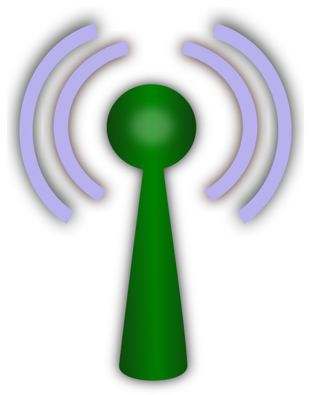 Wifi icon-fancy by gsagri04 - Wireless icon- fancy one
