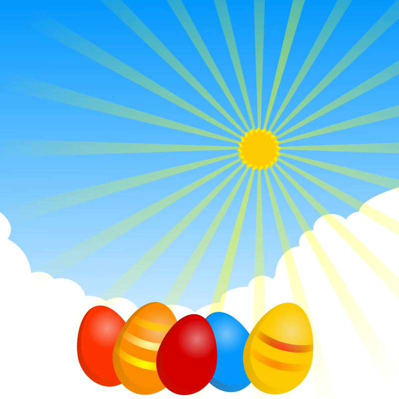 Easter composition by Třizebry.CZ - Easter composition