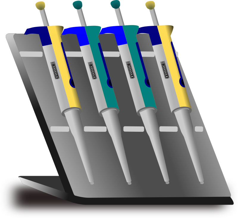 Pipette stand by gsagri04 - Pipette stand-molecular Biology